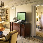 Four Seasons Hotel Alexandria at San Stefano: Two Bedroom Suite