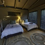 Rocktail Beach Camp: Family Suite