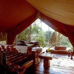 Lemarti's Camp: Guest Tent