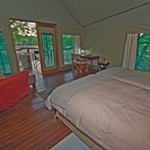 Ongava Tented Camp: Meru Style Tent