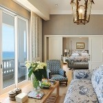 The Oyster Box Hotel: Luxury Sea Facing Room