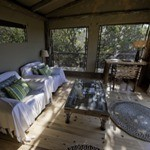 Rocktail Beach Camp: Honeymoon Suite