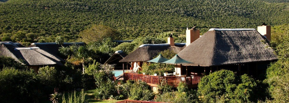 Shamwari Private Game Reserve - Lobengula Lodge