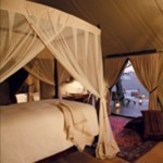 Singita Sabora Tented Camp: Luxury Lodge