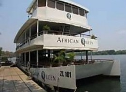 Lunch Cruise Aboard The African Queen